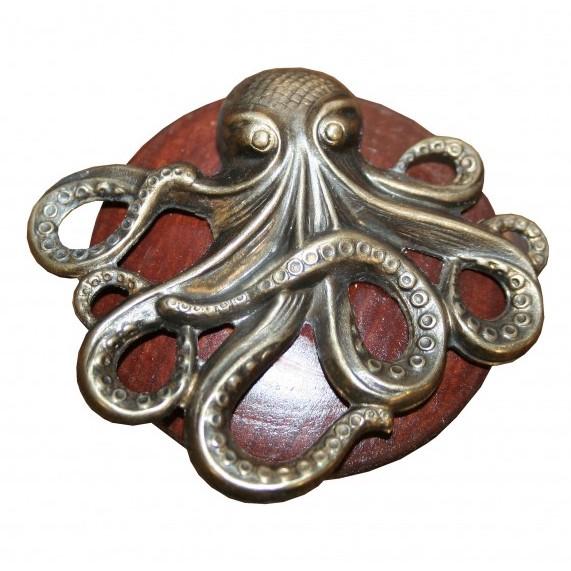 Octopus Furniture Or Cabinet Knob