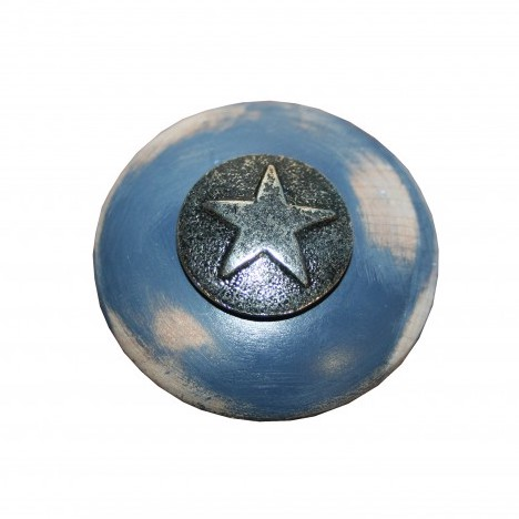 Silver Star Furniture Or Cabinet Knob